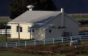 Amish Schoolhouse Shooting Site Nickel Pines, PA