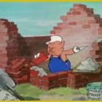pig- brick